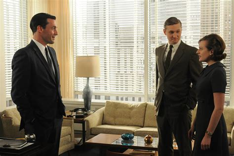 mad men brings together an office on uppers and flashbacks to mad men finale should don draper and megan be together