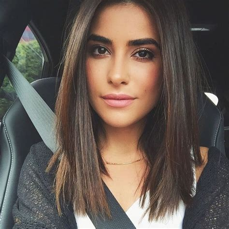 long same length hair 25 best ideas about haircuts straight hair on pinterest