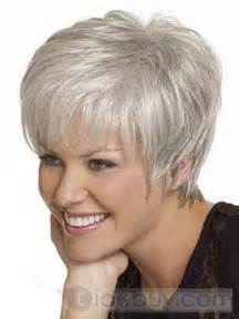 hairstyles for gray hair 60black short hair for women over 60 with glasses short grey