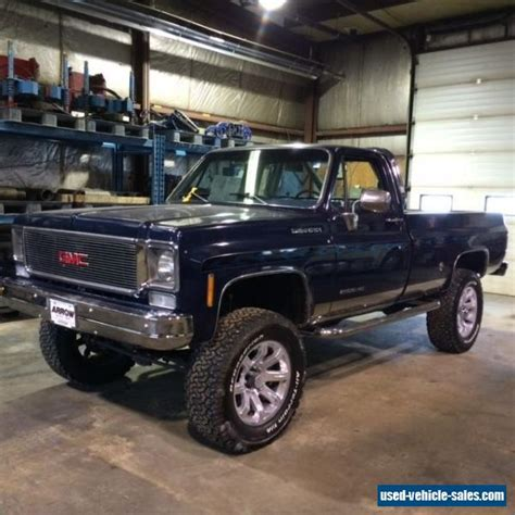 1977 gmc 2500 for sale in canada