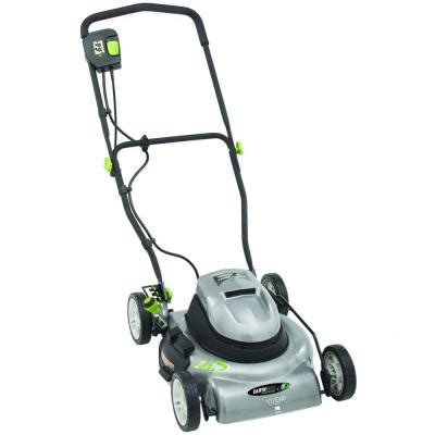 earthwise 18 in walk corded electric lawn mower