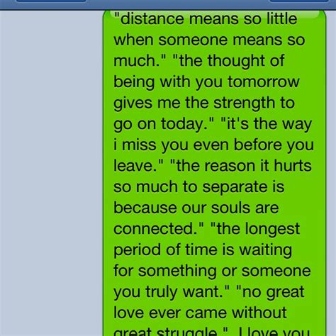 Distance Relationship Quotes Distance Quotes Quotesgram