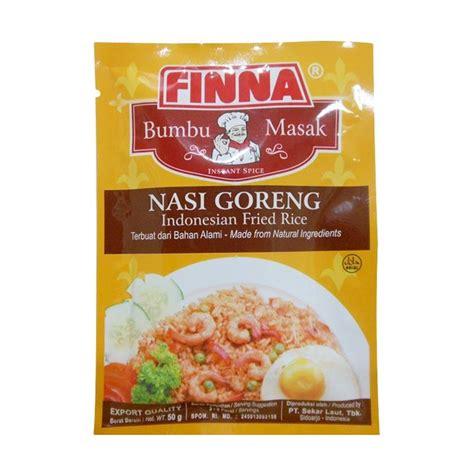 Finna Bumbu Bali Bumbu Masak 50 G jual finna bumbu nasi goreng 50 g harga