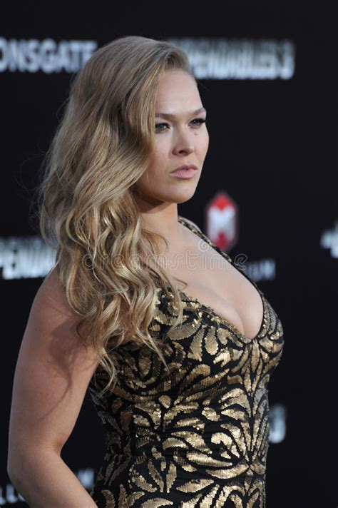 ronda rousey hairstyles ronda rousey editorial photo image of movie ronda