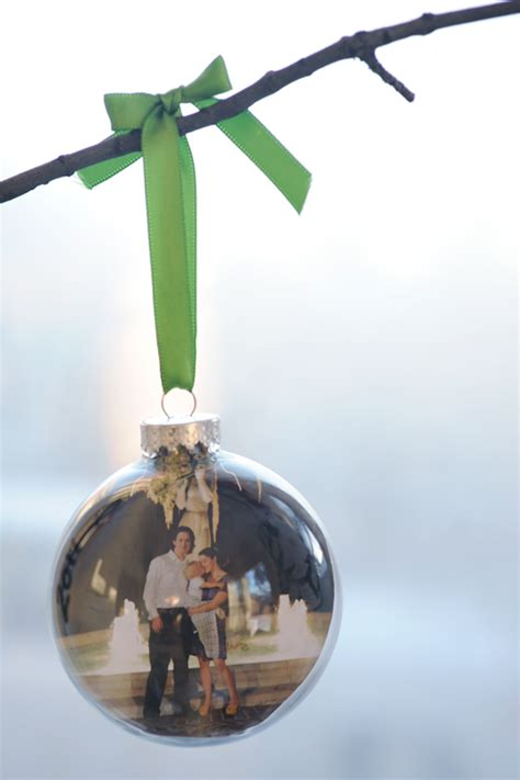 18 awesome diy christmas photo ornaments style motivation