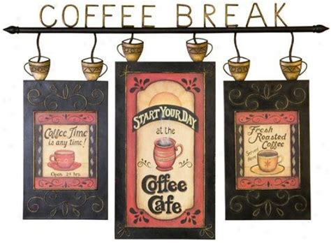 coffee themed home decor coffee kitchen on pinterest kitchen wall art coffee and