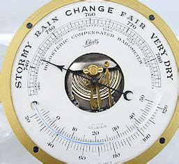 barometer meaning and definition
