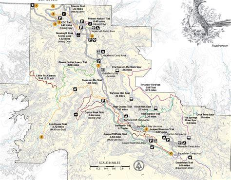 palo duro texas map palo duro state park