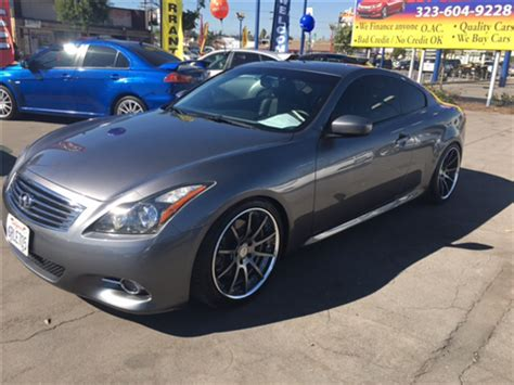 infiniti g37 for sale los angeles 2011 infiniti g37 coupe for sale carsforsale