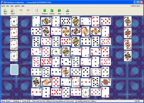 Quilt Solitaire by What S New In Bvs Solitaire Collection 6 4