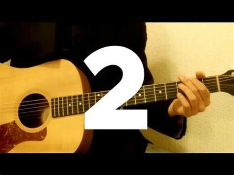 tutorial guitar creep sungha jung creep guitar lesson tutorial part 2