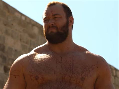 Teh Mountea the mountain of thrones workout business insider
