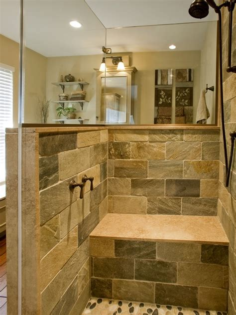 bloombety rustic master bathroom designs photos master spaces rustic bathrooms design pictures remodel decor