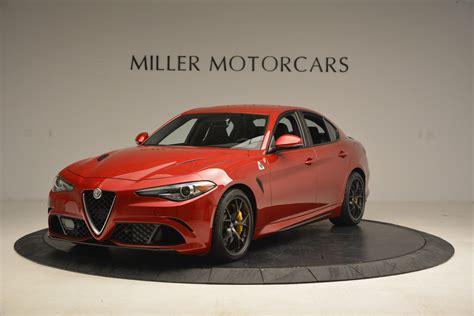 Alfa Romeo Quadrifoglio For Sale by Used 2017 Alfa Romeo Giulia Quadrifoglio Greenwich Ct