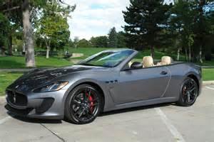 Maserati Granturismo S Convertible Maserati Granturismo Convertible Image 60