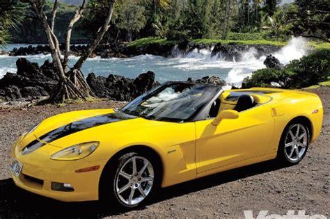 hertz corvette convertible corvette road trip exploring hawaii in a hertz zhz c6