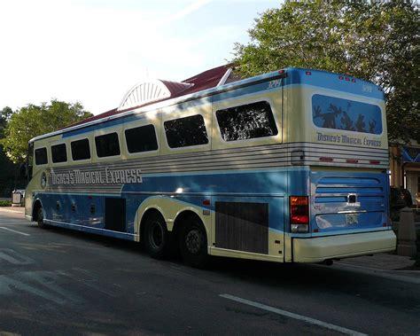 Theme Park Express Tx2 Bus   6 incredible benefits of using walt disney world s most