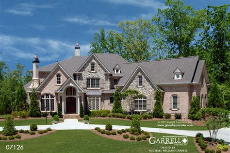 french country house plans part 4 by garrell associates the ashland manor house plan 07126 by garrell associates