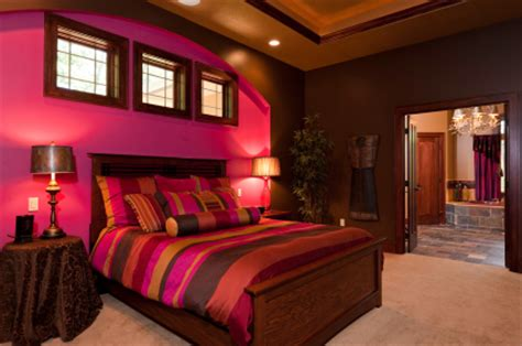 purple and red bedroom red yellow orange themes orange dining room