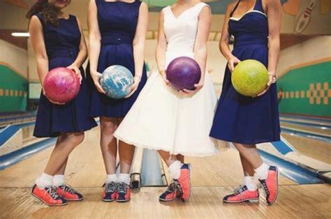wedding theme fifties bowling wedding 2368931 weddbook
