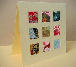 Handmade Greeting Cards With Photos - 2009 new year handmade greeting cards templates and