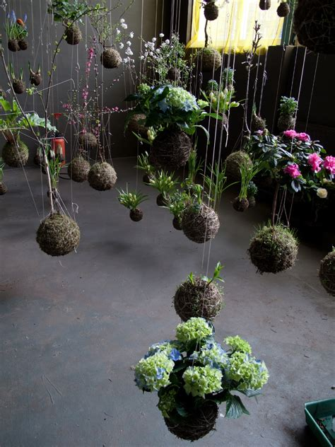 aerial garden decoration by fedor van der valk and