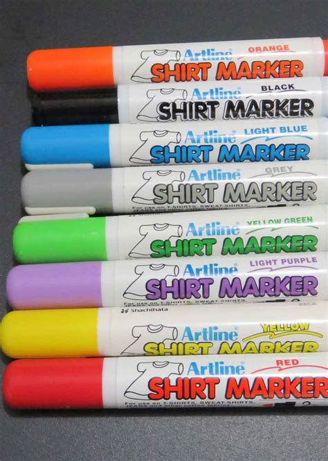 artline shirt marker toko prapatan