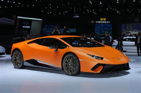 Lamborghini New by New Lamborghini Huracan Performante Exclusive Pictures