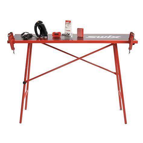 swix waxing table swix ultimate alpine ski tuning kit with table save 50