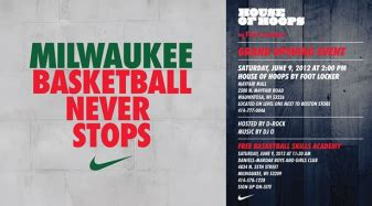 house of hoops locations house of hoops opening new milwaukee wisconsin location this saturday sole collector