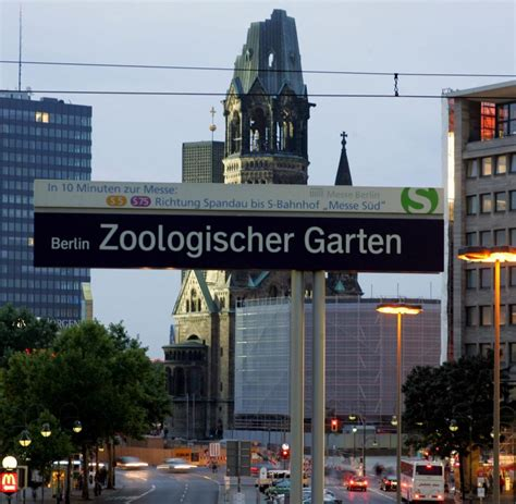 zoologischer garten berlin polizei kriminalit 228 t das sind die gef 228 hrlichsten u bahnh 246 fe in