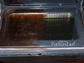 oven cleaning the magic way made from