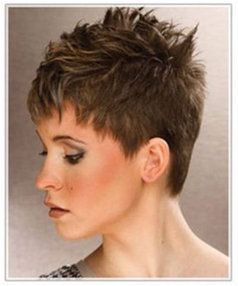 haircuts for women long hair that is spikey on top the incredible and lovely short spikey womens hairstyles