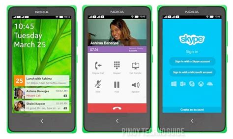 Hp Nokia X A110 nokia x a110 android phone complete specs price and availability in the philippines