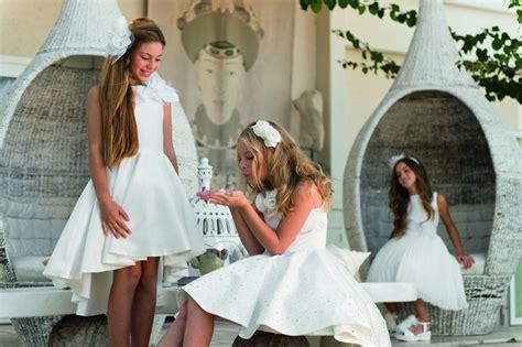 la nuova bimbo sora abiti per la prima comunione petit sora 2015 i modelli