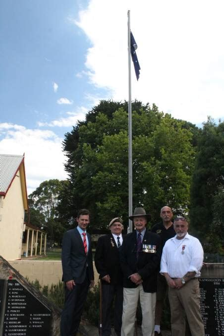 Skipper Marine Corp by New Australian Flag For Robertson Southern Highland News