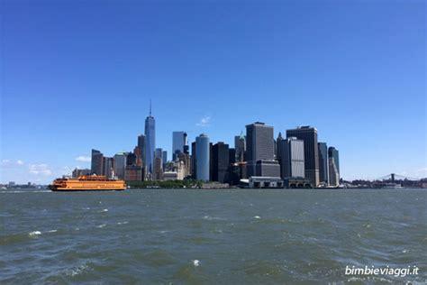 vacanza new york vacanza a new york con bambini con passeggino dove andare