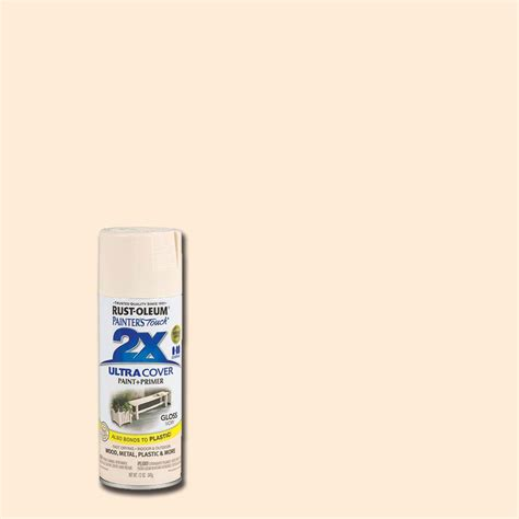 spray painter in qatar rust oleum painter s touch 2x 12 oz gloss ivory general