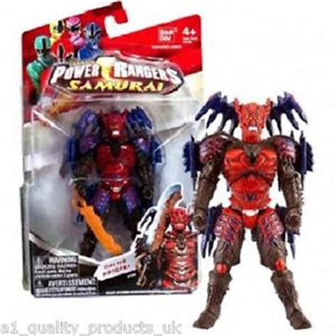 Power Rangers Sabans Figure 13cm power rangers 4 quot figure samurai master xandred sabans bnib 31706 ebay