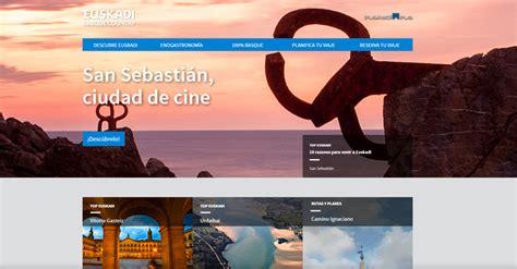 turismo pais vasco turismo vasco euskadi tecnolog 237 a