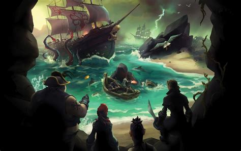 Sea Of Thieves Hd Wallpaper