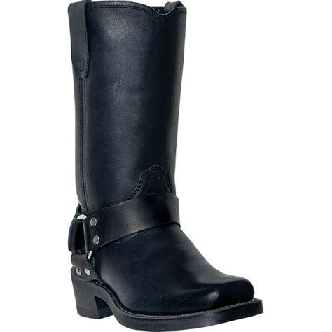 pungo ridge dingo s harness biker boots black