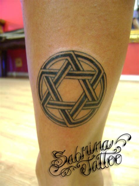 star of david tattoos 301 moved permanently