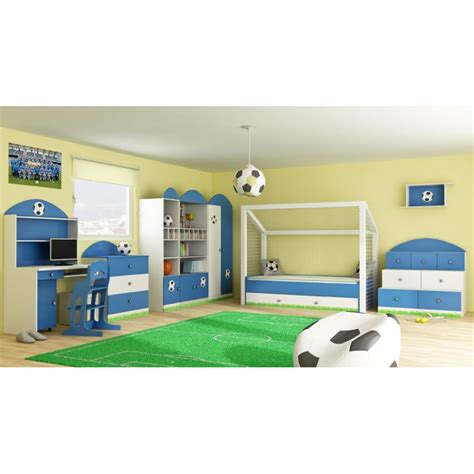 football furniture for bedrooms personalised football bedroom starter set bedroom sets
