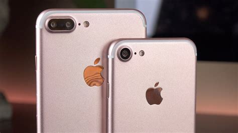 apple iphone 7 vs 7 plus preview