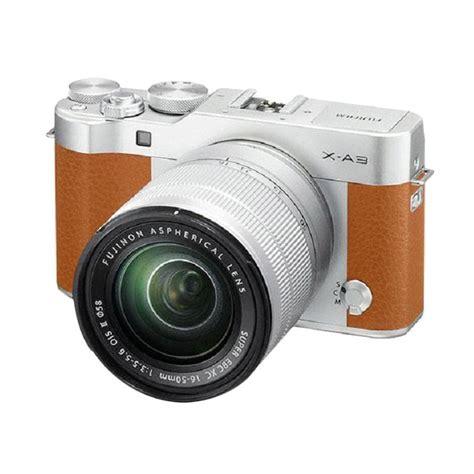 Fujifilm X A3 Kit 16 50mm Limited jual fujifilm x a3 kit 16 50mm kamera mirrorless