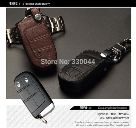 Jeep Key Cover Genuine Leather Car Key Cover Key For Jeep Grand