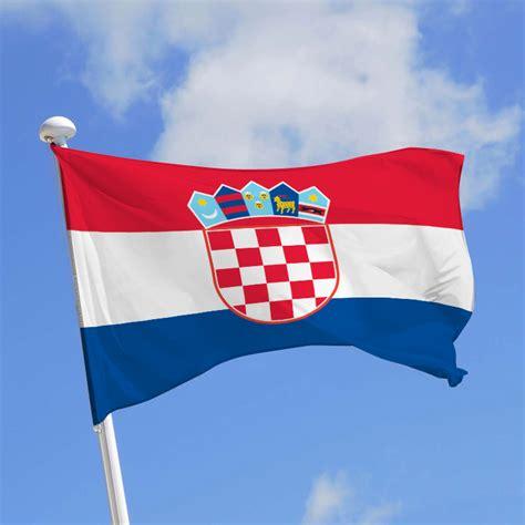 banche croate drapeau croatie