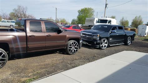 denver truck dropped silverado 2016 custom high country denver trucks