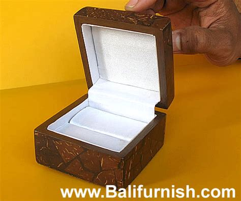 Wedding Ring Box Indonesia by Wooden Ring Boxes Indonesia
